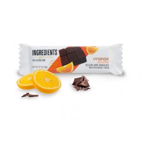 100 Calorie Orange Dark Chocolate Bar