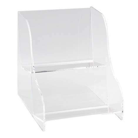 3oz Bar Acrylic Merchandiser (2-Tier)