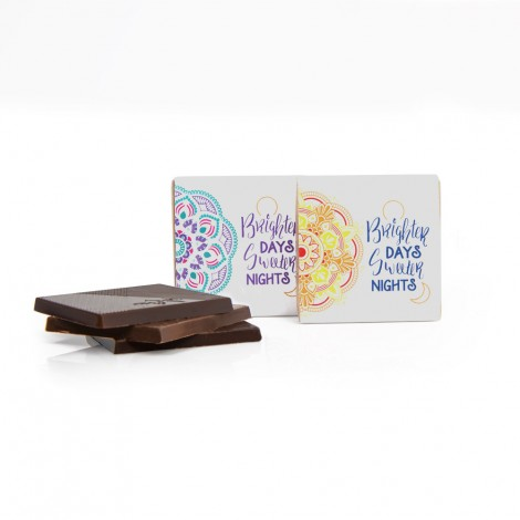 Summer Collection - Deluxe Chocolate Thins - Junior Case