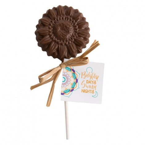Summer Collection - Sunflower Lollipop