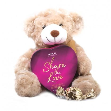 Share The Love - Loveable Bear