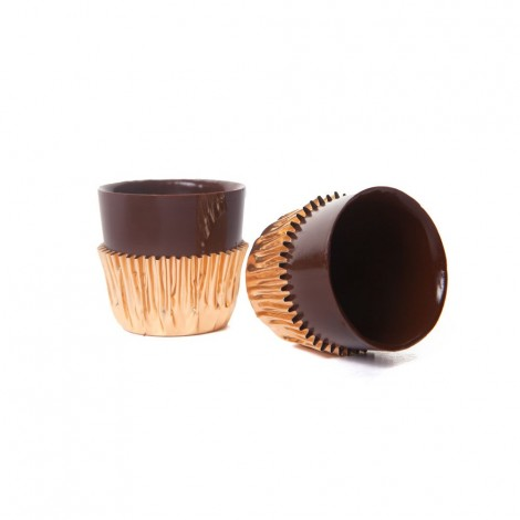 Chocolate Liqueur Cups
