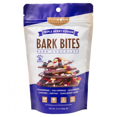Triple Berry Fusion Bark Bites