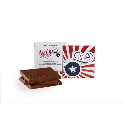 Americana Deluxe Chocolate Squares