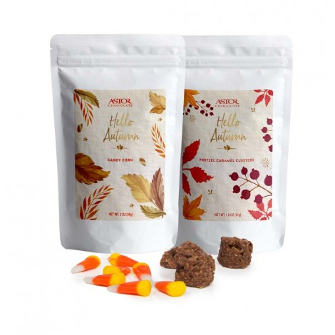 Fall Collection - Resealable Snack Bags