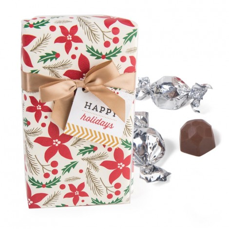 Holiday Collection - Gift Wrap Truffle Box (20pc)