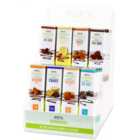 Starter Kit - 2oz Chocolate Bars