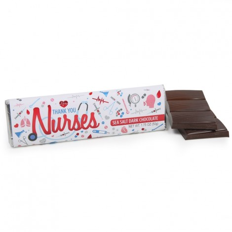 """Thank You Nurse"" Chocolate Bar (1.75oz)"