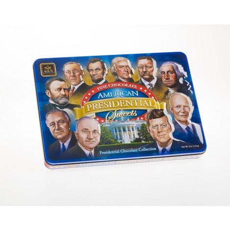U.S. Presidential Tin