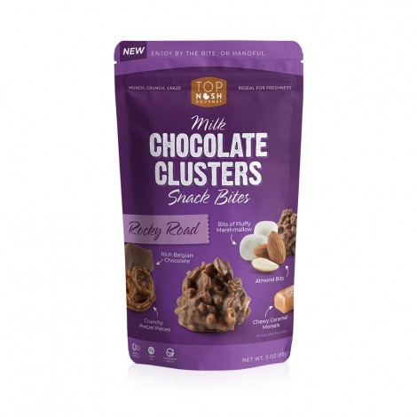 Rocky Road Clusters Snack Bites - 3oz