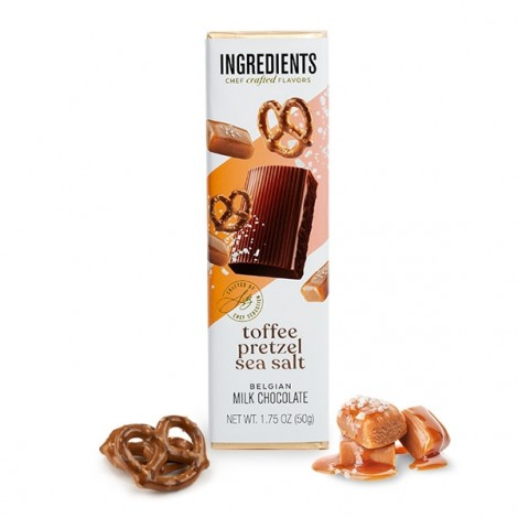 Milk Chocolate Toffee Pretzel Sea Salt (1.75oz)