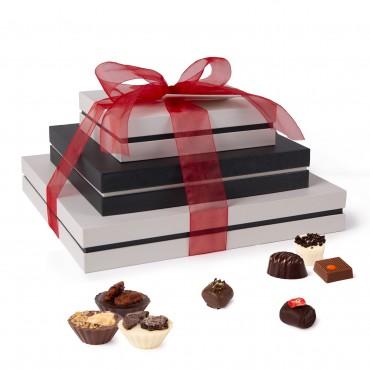 Grand Elite 3 tier Gift Box