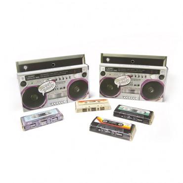 Sweet Beatz - Boom Box Gift Pack