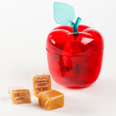 Fall Collection - Apple Container w/ Caramel Chews