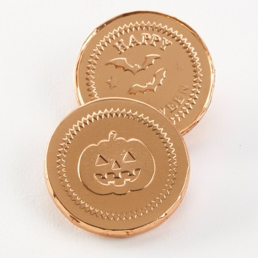 Fall Collection - Halloween Chocolate Coins