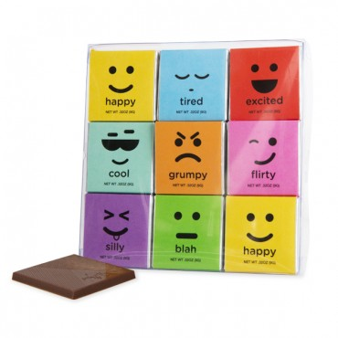 Moodibars Squares 18-pc Gift Pack