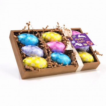 Easter Collection - Chocolate Egg Crate