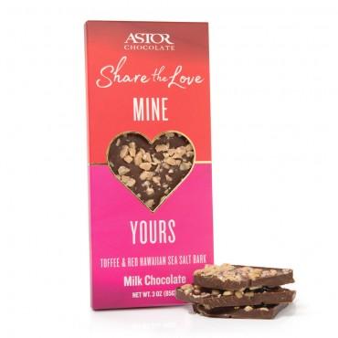 Share The Love - Artisan Chocolate Bark