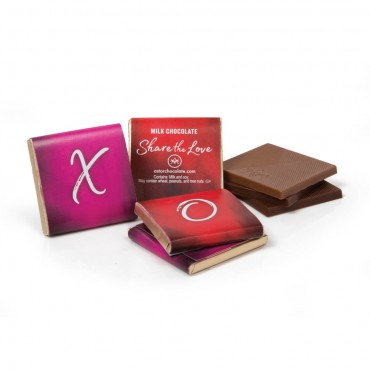 Share The Love - Deluxe Chocolate Thins (Junior Case)