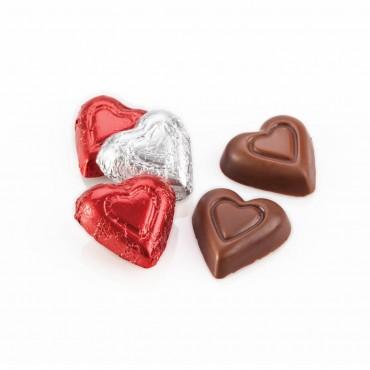 Share The Love - Milk Chocolate Hearts