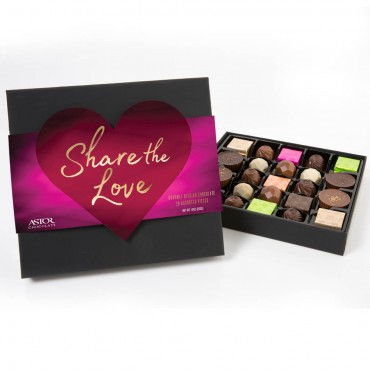 Share The Love - Chocolate Lover's Gift Box