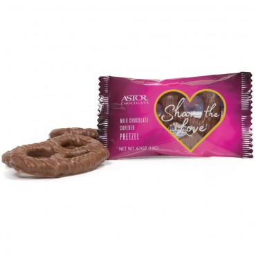 Share The Love - Milk Chocolate Pretzel
