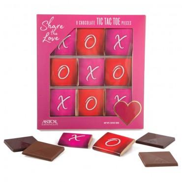 Share The Love - 9pc Tic Tac Toe