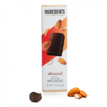 Dark Chocolate Almond (1.75oz)