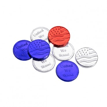 Americana Chocolate Coins