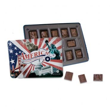 Americana Keepsake Tin