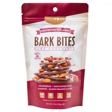 Cranberry Melange Bark Bites