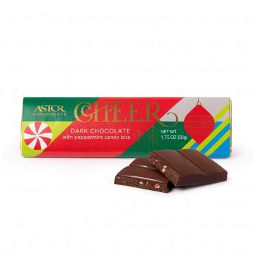 Dark Chocolate Peppermint Bar (1.75oz)