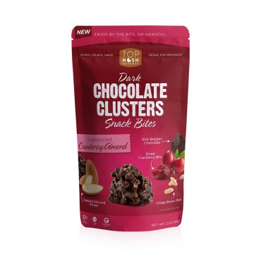 Almond Cranberry Clusters Snack Bites - 3oz