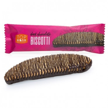 Dark Chocolate Biscotti - Single pack