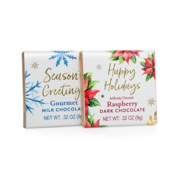 """1.75"""" Deluxe Chocolate Thins - (MASTER Mixed Case)"""