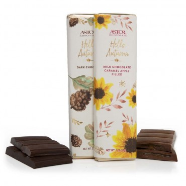 Fall Collection - Signature Chocolate Bars