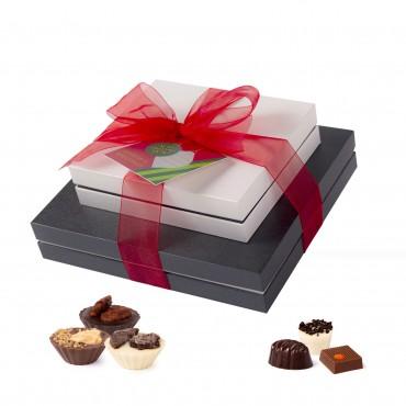 Classic Elite 2 tier Gift Box