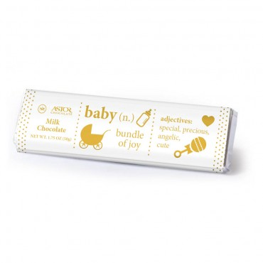 New Baby Chocolate Bar