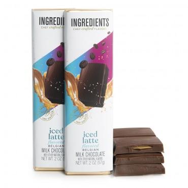 *CURRENT FLAVOR OF THE SEASON* - Iced Latte Milk Chocolate (2oz)