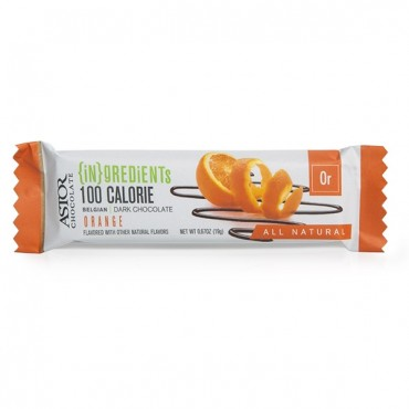 100 Calorie Bar - 64% Orange All Natural