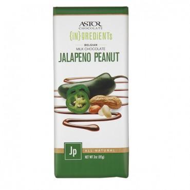 Jalapeno Peanut Bar (3oz)
