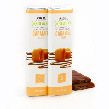 Caramel Filled Bar
