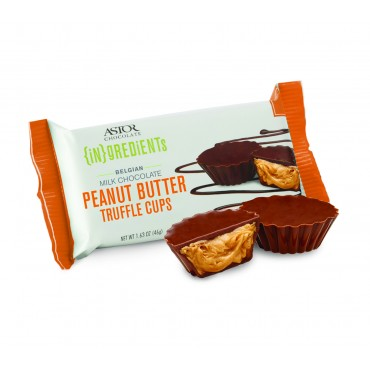 Peanut Butter Truffle Cups (2pc pack)