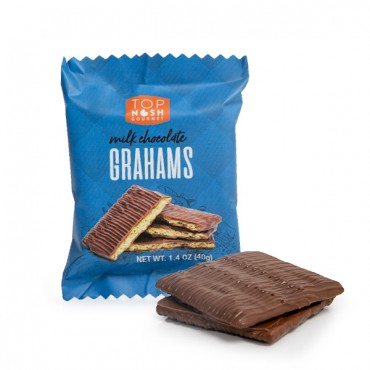 Milk Chocolate Grahams - 2pc pack