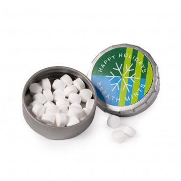 """Holiday Breath Mints (1.5"""" dia.)"""