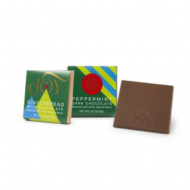 """1.75"""" Deluxe Chocolate Thins - (JUNIOR Mixed Case)"""