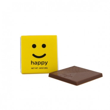 Moodibar Square HAPPY