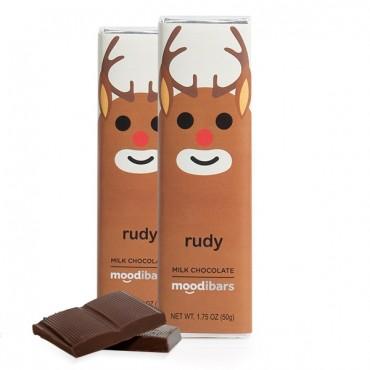 *Seasonal* Moodibars®  RUDY Milk Chocolate (1.75oz)