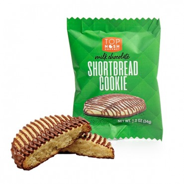 Milk Chocolate Shortbread - Single Pack