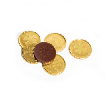 St. Patrick's Day Lucky Coins